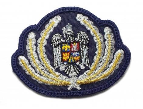 Ecuson Coifura Ofiteri Jandarmi de la Brodeaza-ma.ro Srl