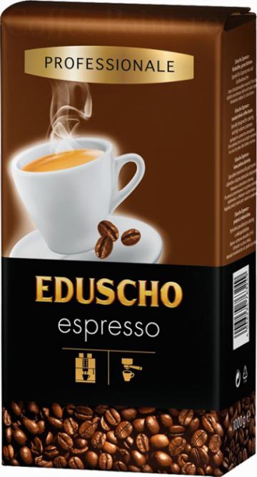 Cafea boabe Eduscho Espresso Profesionala1 kg de la Vending Master Srl