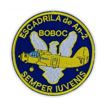 Emblema Escadrila de An-2 BOBOC de la Hyperion Trade