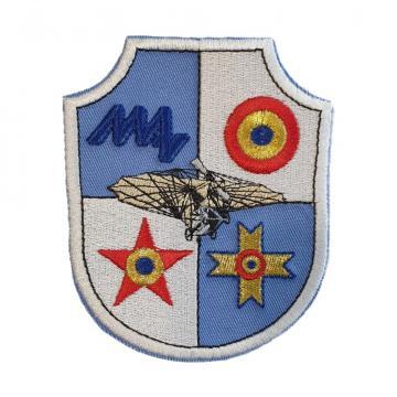 Embleme Muzeul Aviatiei de la Hyperion Trade