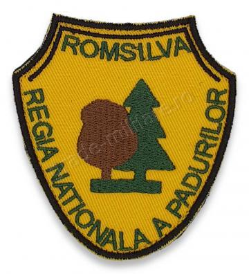 Emblema Romsilva de la Hyperion Trade