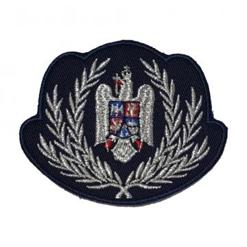 Emblema coifura ofiteri MAI Aparat Central de la Hyperion Trade