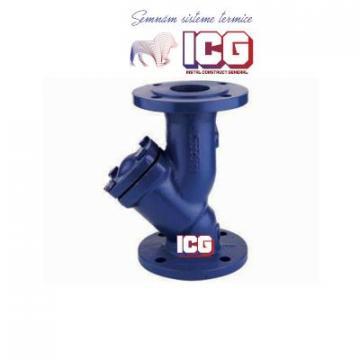Filtru Y retinere impuritati PN16 DN32 de la ICG Center