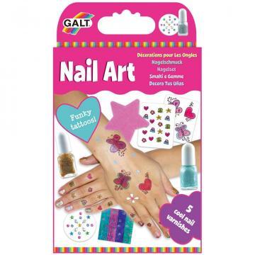 Joc Fantastic Fashion: Set unghii artistice Nail Art de la A&P Collections Online Srl-d