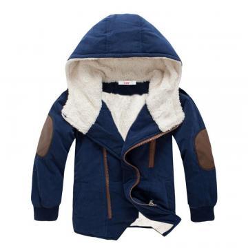 Geaca casual bleumarin pentru copii de la A&P Collections Online Srl-d