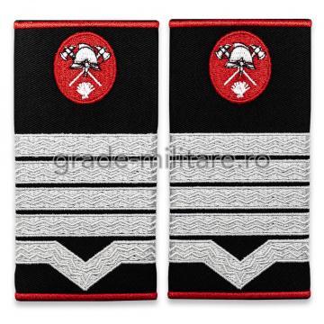 Grade Maistru militar clasa 1 pompieri, IGSU de la Hyperion Trade