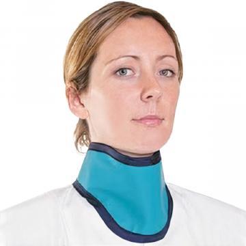 Guler protectie radiatii tiroida reglabil de la Sirius Distribution Srl