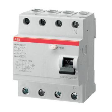 Intrerupator automat diferential ABB FH204 AC-25/0,03 de la Kalva Solutions Srl
