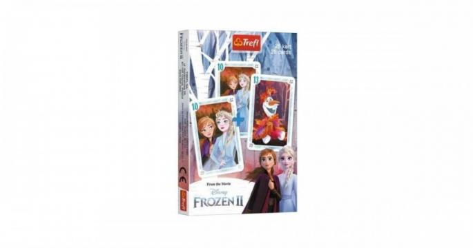 Joc de carti Pacalici Frozen 2 de la Pepita.ro