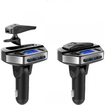 Kit modulator auto MP3 V6, cu handsfree si casca bluetooth de la Startreduceri Exclusive Online Srl - Magazin Online - Cadour