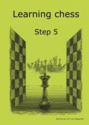 Caiet de exercitii, Step 5 - Workbook / Pasul 5 de la Chess Events Srl
