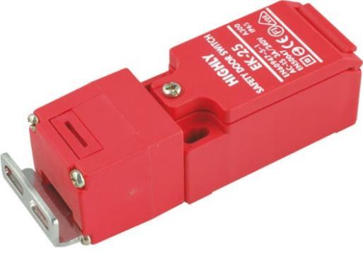 Limitator de siguranta cu cheie, NC, IP65 Highly EK-1-15-R de la Kalva Solutions Srl