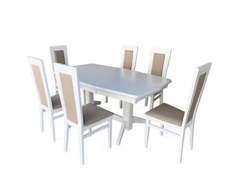 Masa Europa Elegance cu scaune Elegance de la Mobirom