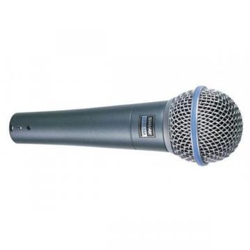 Microfon cu fir vocal supercardioid Shure Beta 58A de la Startreduceri Exclusive Online Srl - Magazin Online - Cadour