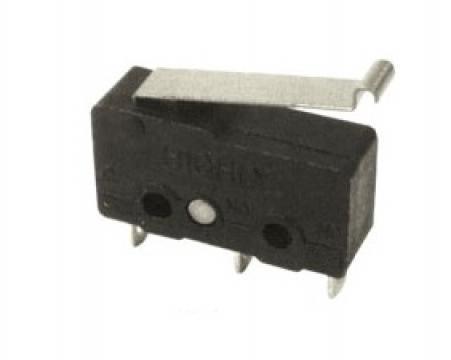 Microintrerupator cu maneta de simulare rola 3A/250VAC