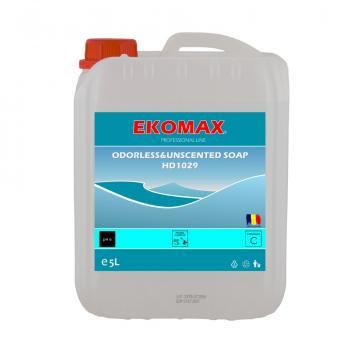 Sapun lichid canistra 5 litri Odorless & Unscented Soap de la Ekomax International Srl