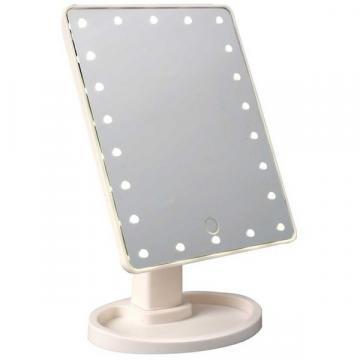 Oglinda de machiaj iluminata cu 22 LED Makeup si buton touch de la Startreduceri Exclusive Online Srl - Magazin Online - Cadour