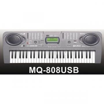 Orga electronica cu 54 clape MQ-808USB cu microfon