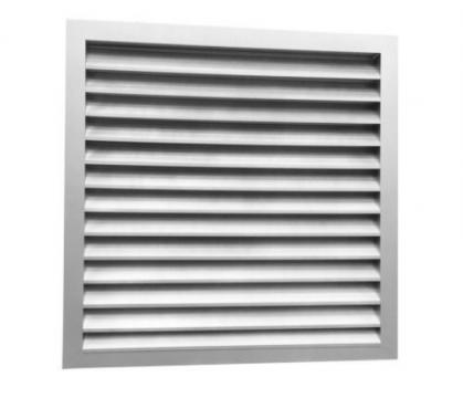 Grila exterior Outdoor grid wit wire mesh 600x200mm
