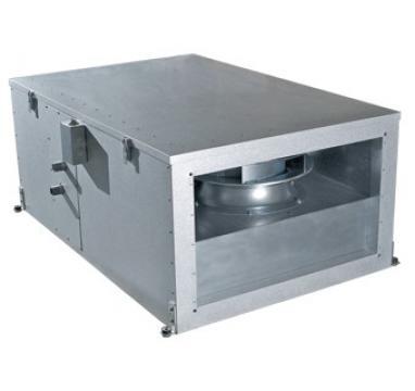 Centrala de ventilatie LCD PA 01 W4 de la Ventdepot Srl