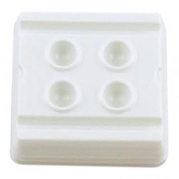 Paduri de mixare din plastic, 51x28x10mm (200 buc)
