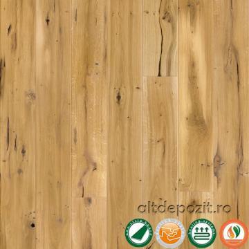 Parchet triplustratificat stejar Calvados Grande Scurt 14 mm