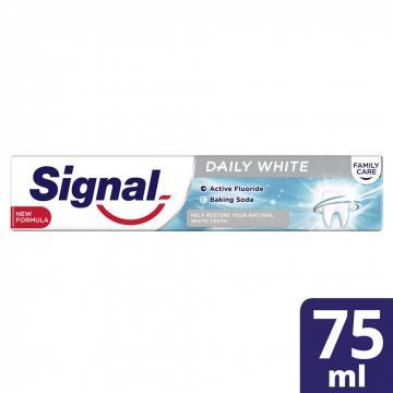 Pasta de dinti Signal Family Daily White 75ml de la Pepita.ro