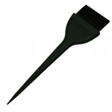 Pensula vopsit parul Jumbo, grip din plastic, par nylon