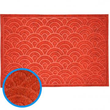 Pres intrare (covoras) cauciuc + textil Pico 60*40 cm de la Sirius Distribution Srl