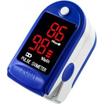 Pulsoximetru cu display LED, aparat masurare puls de la Dali Mag Online Srl