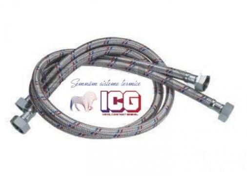 Racord apa 1/2 - 1/2 x 100 cm de la ICG Center