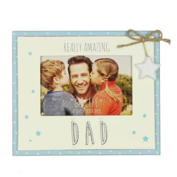 Rama foto cadou pentru tata Amazing Dad