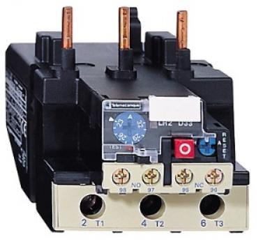 Releu termic pentru suprasarcina motor 30-40A Telemecanique de la Kalva Solutions Srl