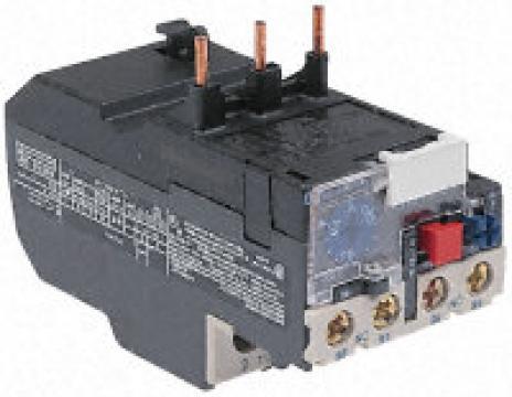 Releu termic pentru suprasarcina motor 48-65A Telemecanique de la Kalva Solutions Srl