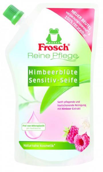 Rezerva sapun lichid cu extract de zmeura 500ml Frosch