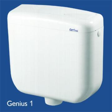 Rezervor WC Genius1 de la Altdepozit Srl