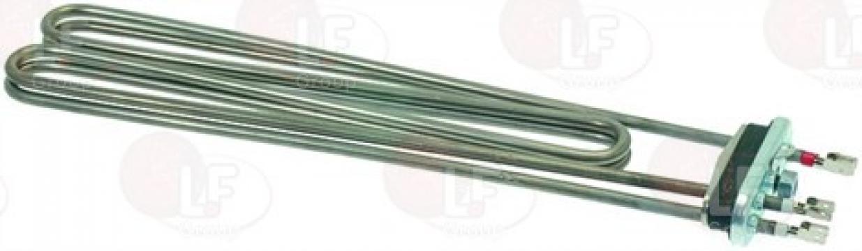 Rezistenta 4000W 230V, L=345 mm, conexiune papuc