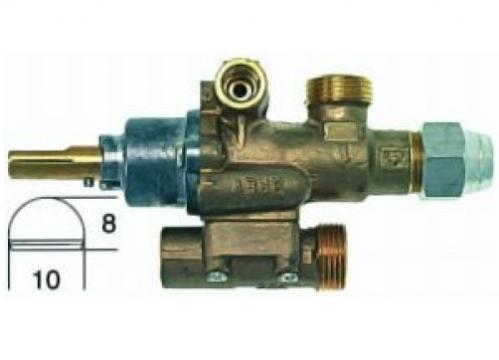 Robinet de gaz PEL 22S/O, intrare gaz M20x1.5, 101089 de la Kalva Solutions Srl