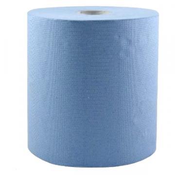 Rola prosop hartie albastra, 2 straturi, 20cmx160m