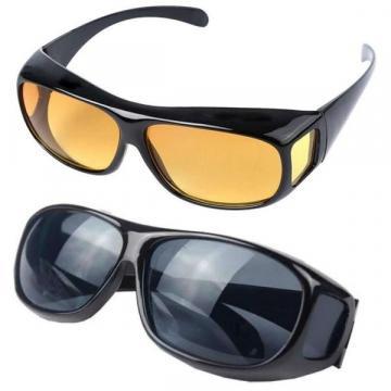 Set 2 perechi de ochelari HD Vision cu protectie UV de la Startreduceri Exclusive Online Srl - Magazin Online - Cadour