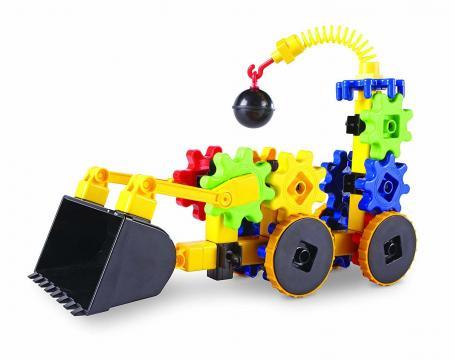 Joc set de constructie - Gears! Primul meu buldozer de la A&P Collections Online Srl-d