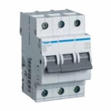 Siguranta automata 3P, 16A Hager MC316A de la Kalva Solutions Srl
