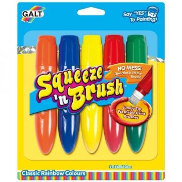 Set acuarele Squeeze'n Brush - 5 culori de la A&P Collections Online Srl-d