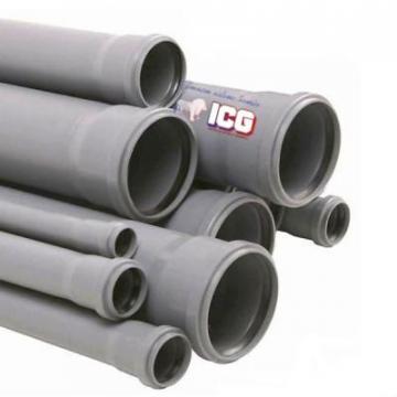 Teava PVC cu garnitura 32x2 ml de la ICG Center