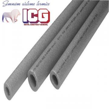 Tub izolatie conducte 2 m, 18 mm