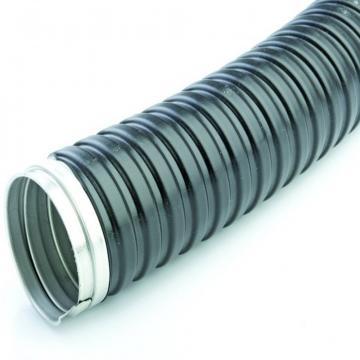Tub spiralat 37 mm metal + izolatie 25m/colac de la Spot Vision Electric & Lighting Srl