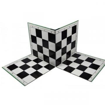Tabla sah din carton pliabila in 4 de la Chess Events Srl