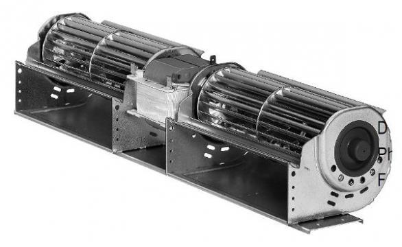 Ventilator tangential QLN65/1212-3030