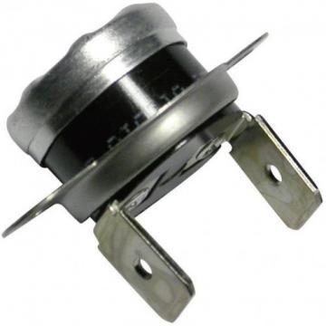 Termostat bimetal de siguranta 115*C, 10A/250V