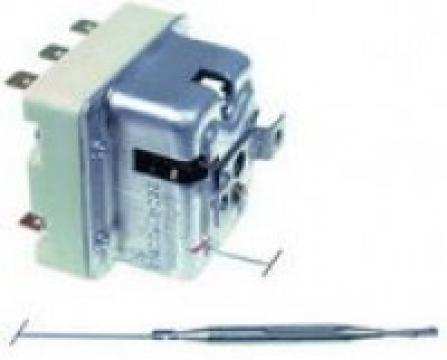 Termostat de siguranta 170*C, 3poli, 20A, bulb 3.1mmx524mm